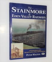 The Stainmore and Eden Valley Railways: a Pictorial History of the Barnard Castle to Tebay and Penri